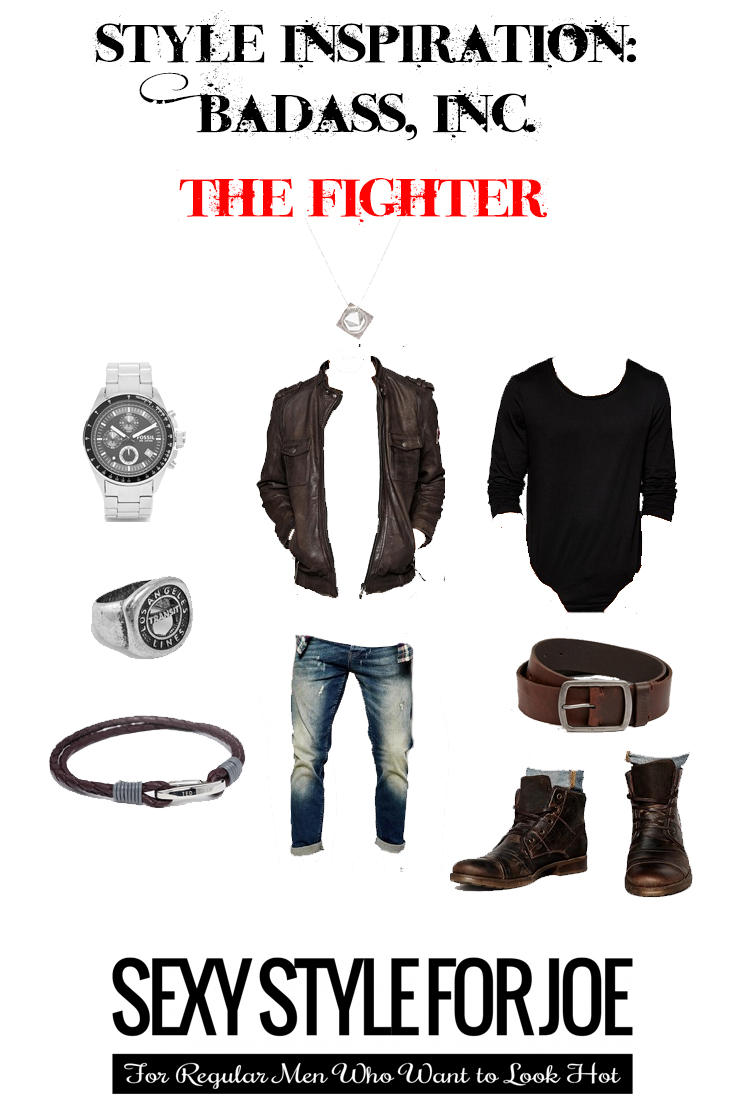 The Badass Fighter