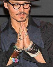 Iconic Johnny Depp