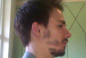 dead hamsters facial hair style