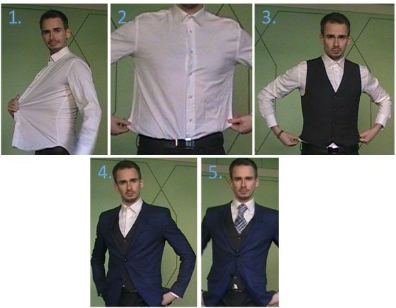 How to hide ill-fitting shirts