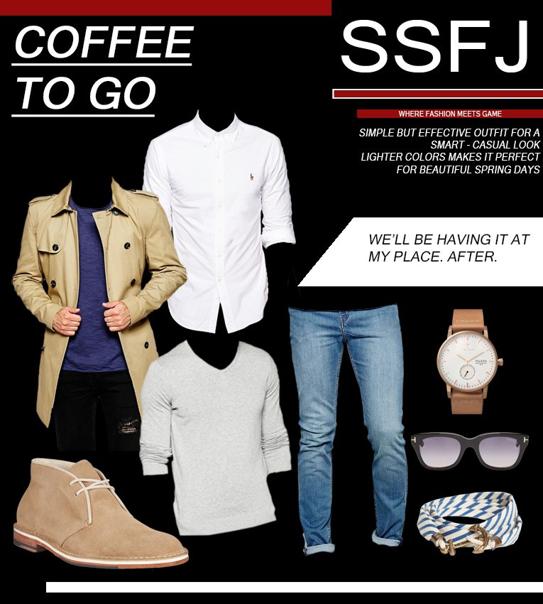 Smart - Casual Outfit Spring 2016 How To Dress In Spring
