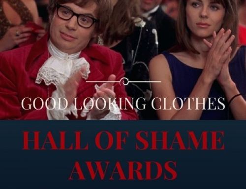 Good Looking Clothes Hall Of Shame Awards