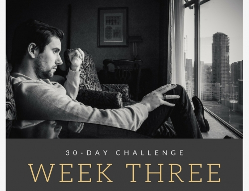 30-Day Challenge To Become An Attractive Man (Week 3)