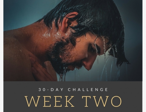 30-Day Challenge To Become An Attractive Man (Week 2)